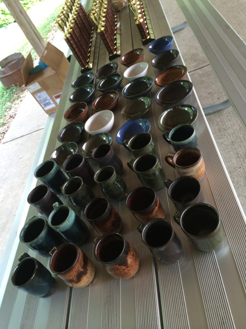 KCup9 Pottery Prizes